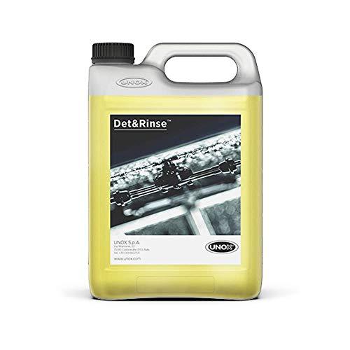 Reiniger für UNOX Kombidämpfer - Bakertop und Cheftop UNOX Det&Rinse For Rotor.KLEAN 2x5l (8,00€/1L)