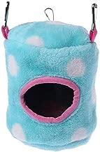 Cages - Fleece Warm Bird Hamster Nest Breathable House Cage Squirrel Chinchilla Sleeping Bed Hji - Feeder 12-24 Headband Skirt Tank Thermometer Cuphead Holder Socket Veil Boys Chinchilla Un