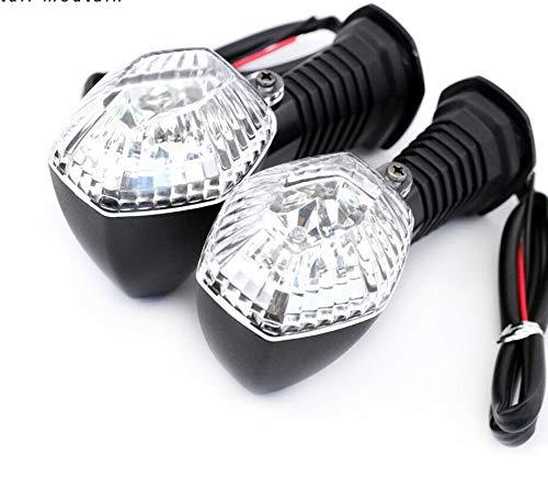 NAWQK Encienda LED de señal luz indicadora de Ajuste for Suzuki GSF...