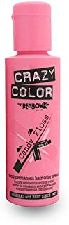 Crazy Color Candy Floss Nº 65 Crema Colorante del Cabello Semi-permanente