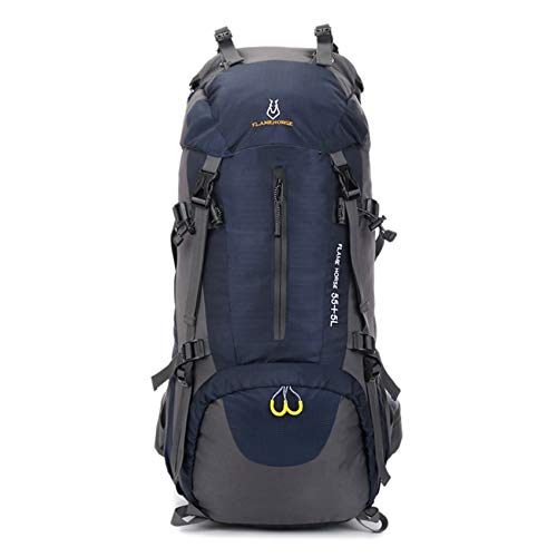 Lixada Hiking Backpack 60L Waterproof Backpack Lightweight Day-pack for Mountaineering Climbing Camping Trekking