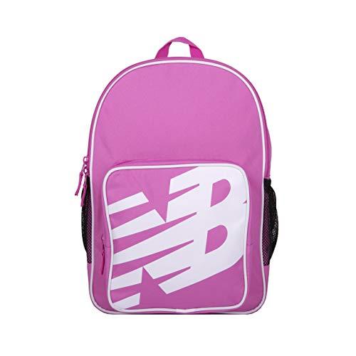 New Balance Logo Sporty Padded Strap Backpack