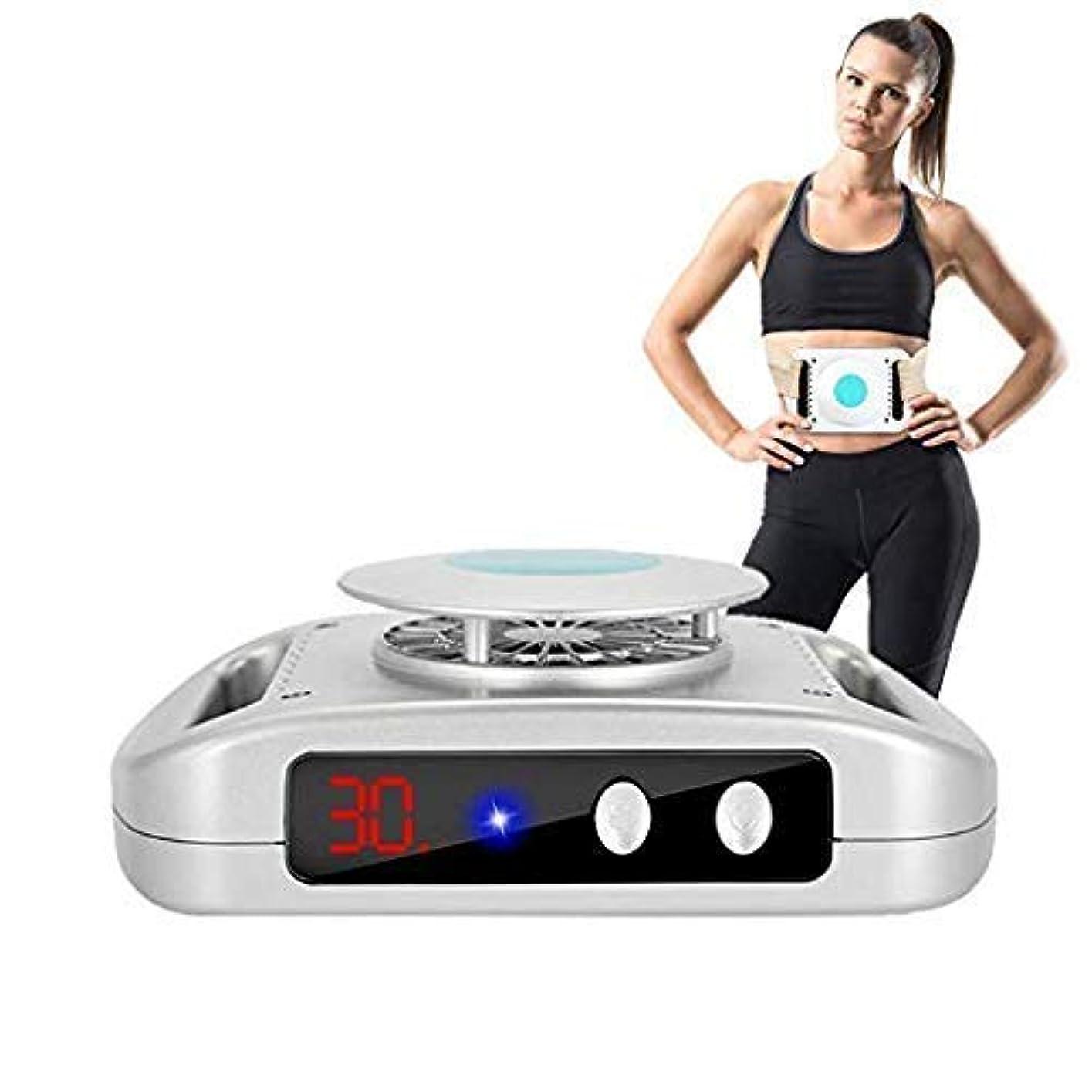 回転するオリエンテーション想定する凍結脂肪除去機、セルライト過剰脂肪に対する細胞の凍結損失システム革命的な方法(白)