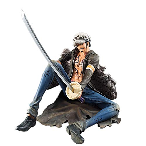 From HandMade One Piece Figure Trafalgar Law The Defeat...