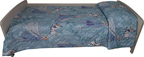 Disney Trapuntino per letto singolo disegno Frozen 2 170 x 250 centimetri