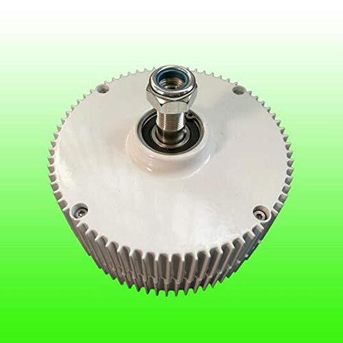MEIGONGJU Los más vendidos 300W AC12V / 24V Baja Velocidad Girar alternador del imán Permanente generador de Viento del alternador bajo 300W