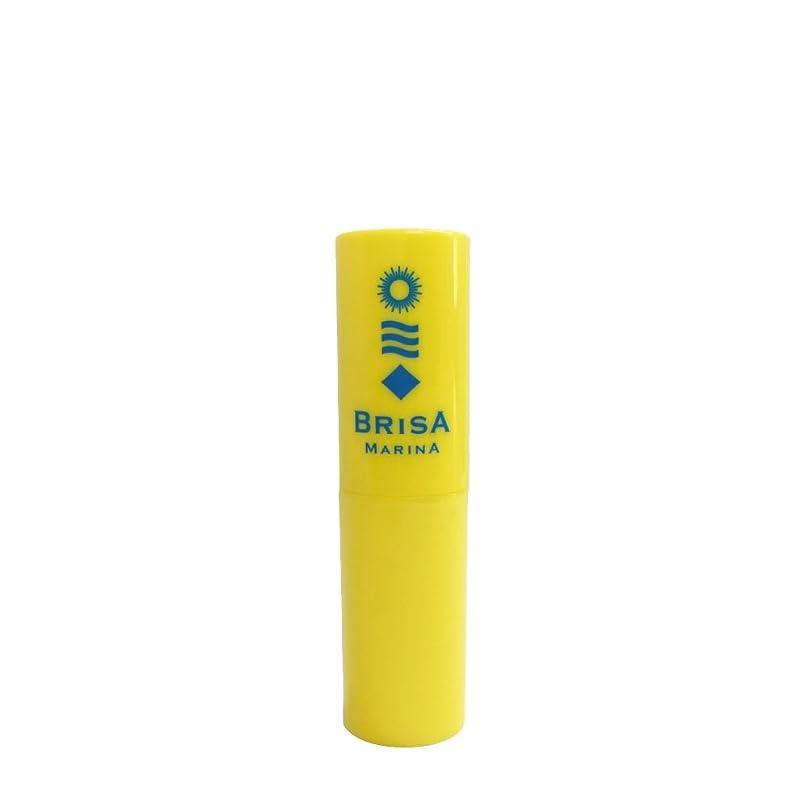 機械的延ばす最少BRISA MARINA(ブリサ マリーナ) 日焼け止めUVリップ(クリア) 3g[SPF32 PA+++] Z-0CBM0016200 バリエーション不要