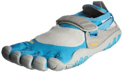 Fivefingers 5F/W4456BG-36 - Zapatillas de Running de Nailon para Mujer, Color Azul, Talla 36
