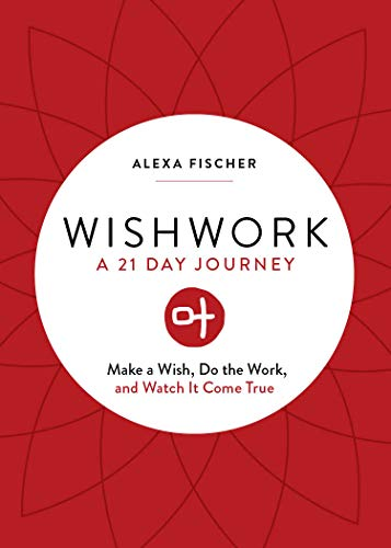 Wishwork: Make a Wish, Do the Work, and Watch It Come True (Manifestation, Gratitude Journal, For Fans of the Judgement Detox Journal)