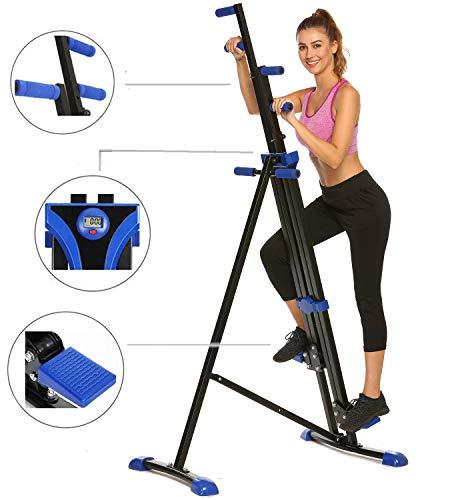 Hurbo Vertical Climber Home Gym ...