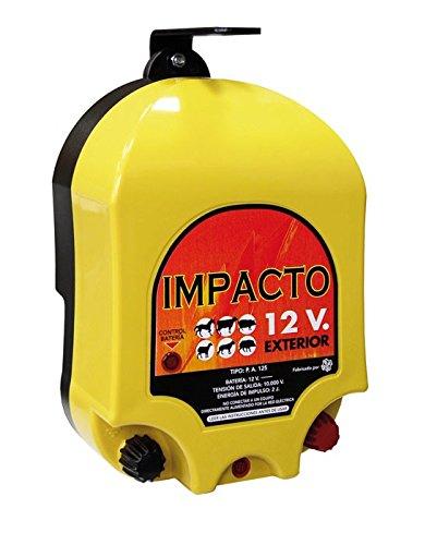 PASTOR ELECTRICO IMPACTO BATERIA 12 VOLTIOS EXTERIOR