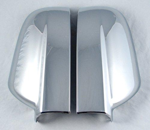 Accessoires pour hyundai tucson chromé spiegelkappen tuning capuchons de protection miroir pour écrans