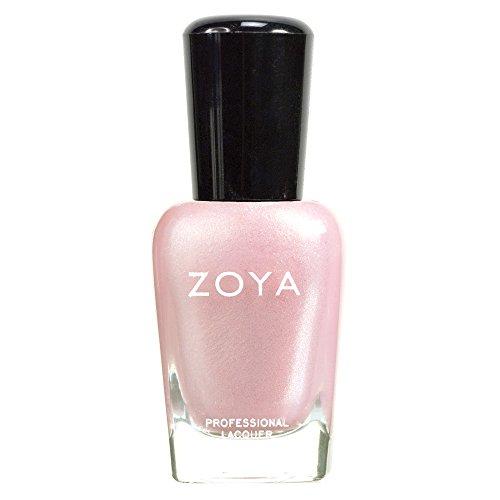 Zoya SHIMMER, Smalto rosa pallido ricco da glitter e opalescenze, 15ml