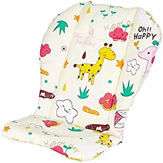 Baby Pram Cushion Baby Stroller Strollers Pads Seat Chair Cushion Thickening Warm Basket Pads Chair Cushion Cover