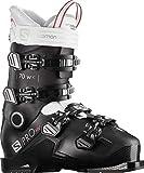 Salomon S/Pro HV 70 IC Ski Boots Womens Sz 7/7.5 (24/24.5) Black/White/Pink