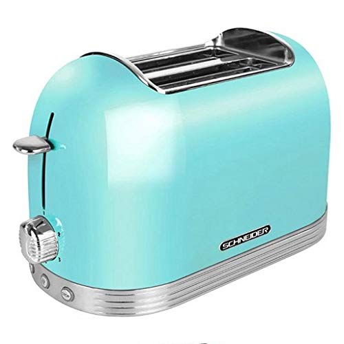 Schneider Toaster SL T2.2 SM, Mint/Chrom