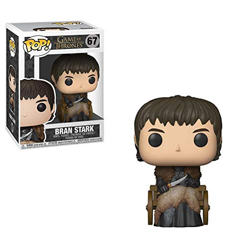 Pop! Game of Thrones - Figura de Vinilo BRAN Stark