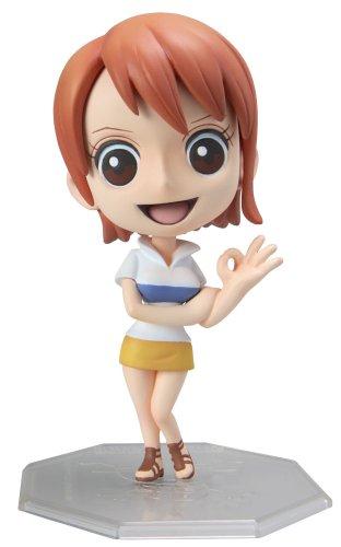 One Piece (OnePiece) - Portrait of Pirates - Mini Statuette/ Figurine: Nami