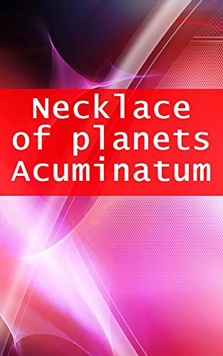 Necklace of planets Acuminatum (Danish Edition)