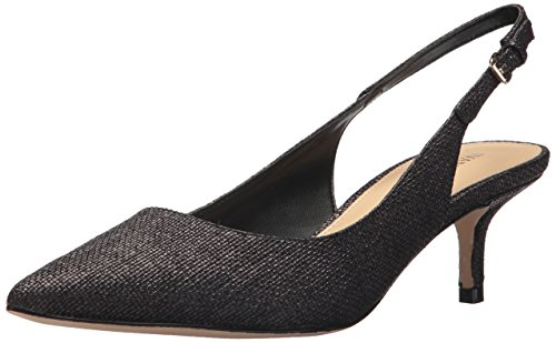 Ivanka Trump Women's ALETH Pump, Black Fabric, 7.5 M US