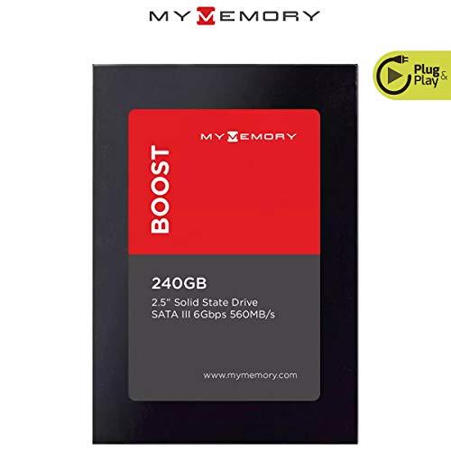 MyMemory Boost Internes SSD-Laufwerk - 2,5