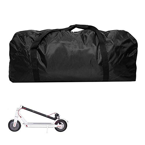 GSNML Bolsa para Patinete,Bolsa de Transporte para Patinete,Portable Oxford Paño Scooter Bolsa Eléctrica Skateboard Bolsa de Transporte para...