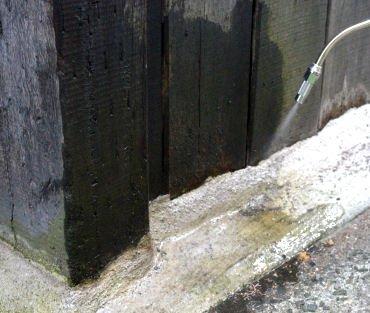 『シロアリ駆除用 白アリミケブロック 業務用 2kg 土壌処理用防蟻剤』の1枚目の画像