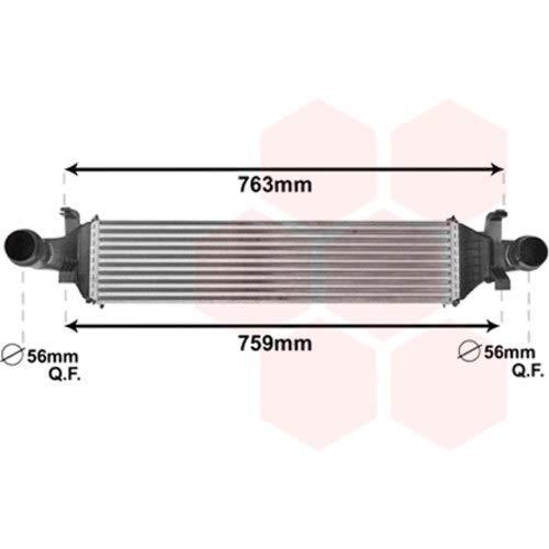 Van Wezel 30004658 Turbocooler