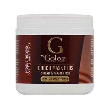 G Ma Golez Intensive Theraphy Choco Mask Plus 16oz
