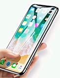 Glass Screen Protector for Apple iPhone, iPhone 6/7/8/6P/7P/8P/11X/XS/XS-MAX/XR Glass Screen Toughening Film,20D Full Screen High Transparency, Double Tempered Glass Protection (2 Packs) -  PFD