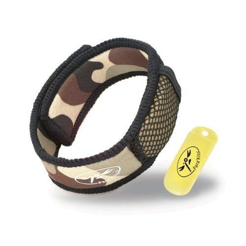 Bracelet Anti-moustiques Camouflage