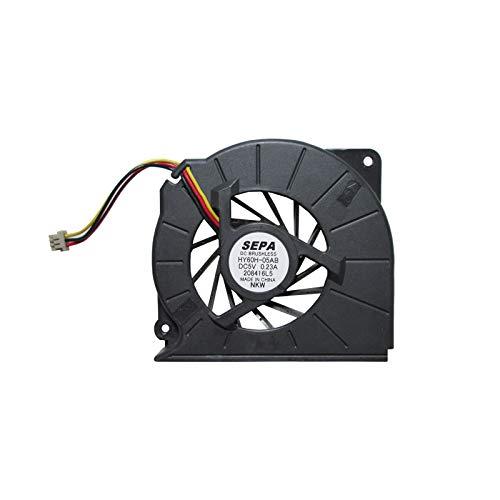Ersatz Prozessor Lüfter Kühler passend für Fujitsu Siemens Lifebook S2210 S6311 S6310 S6410 S7025 S7110D T4220 Laptop Serie