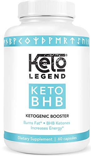 Best Keto BHB Diet Pills - Ketogenic Keto Weight Loss Pills for Women and Men - Keto Diet Supplement Exogenous Ketones -BHB Salts - Ketosis Keto Supplement - Keto Pills Weightloss 60 Capsules