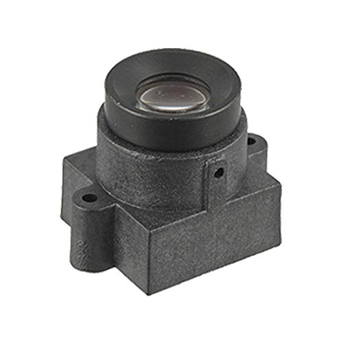 Yohii 12mm/0.47 Inch Focal Length Board Lens w Cap for CCTV Camera