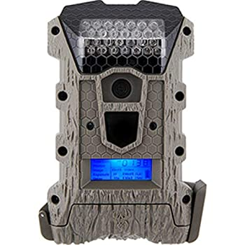 Wildgame Innovations Wraith 14 Megapixel Lightsout Trubark Trail Camera Both Daytime and Nighttime Video and Still Images for Wildlife and Security Purposes