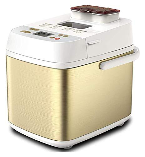 Inicio automático de la máquina de Pan aspersión de Frutas, harina de fermentación Inteligente, Multi-función de la Tostada de Cerdo Floss