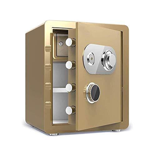 Cassaforte di sicurezza Cassetta portavalori Cassetta di sicurezza, struttura in acciaio solido Design nascosto per ancoraggio a parete per ufficio in casa, hotel, gioielli, contanti, farmaci, ignifug