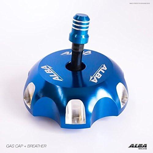 Yamaha YFZ 450 YFZ 450R  Gas Cap  Billet aluminum  Alba Racing    403 T6 O