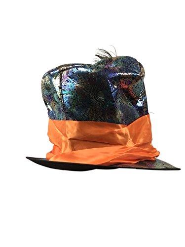 Emmas Wardrobe Schickes Hutmacher Kostüm Hut komplette Mens und Womens Kostüme (One Size)