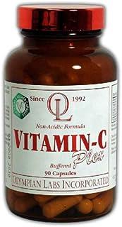 Olympian Labs Vitamin C-plex with Bioflavs, 500mcg