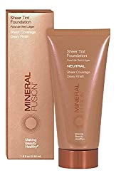 Mineral Fusion Sheer Tint Foundation