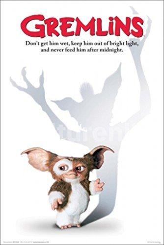 Gremlins Mogwai 80's Film Poster 61x 91,4cm