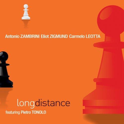 Eliot Zigmund, Antonio Zambrini & Carmelo Leotta feat. Pietro Tonolo