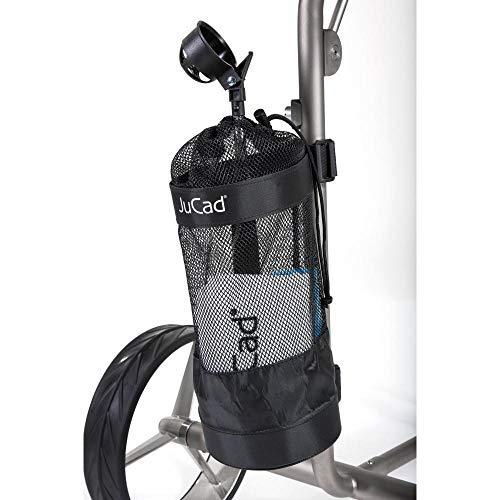 JuCad AccessoiretascheNetz für Ihren Golf Trolley