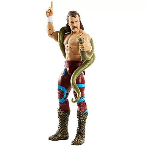 WWE Legends Elite Collection Jake The Snake Roberts
