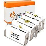 5 Bubprint Cartucce d'inchiostro compatibili per Epson 35XL T35 XL T3591 - T3594 per WorkForce Pro WF-4720DWF WF-4725DWF WF-4730DTWF WF-4735DTWF WF-4740DTWF
