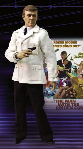 Sideshow Collectibles Roger Moore - The Man With The Golden Gun from James Bond