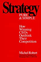 Strategy Pure and Simple