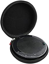 Hermitshell Hard EVA Travel Case fits Jabra Speak 410/510 USB Conference UC Speakerphone Wireless Bluetooth Speaker