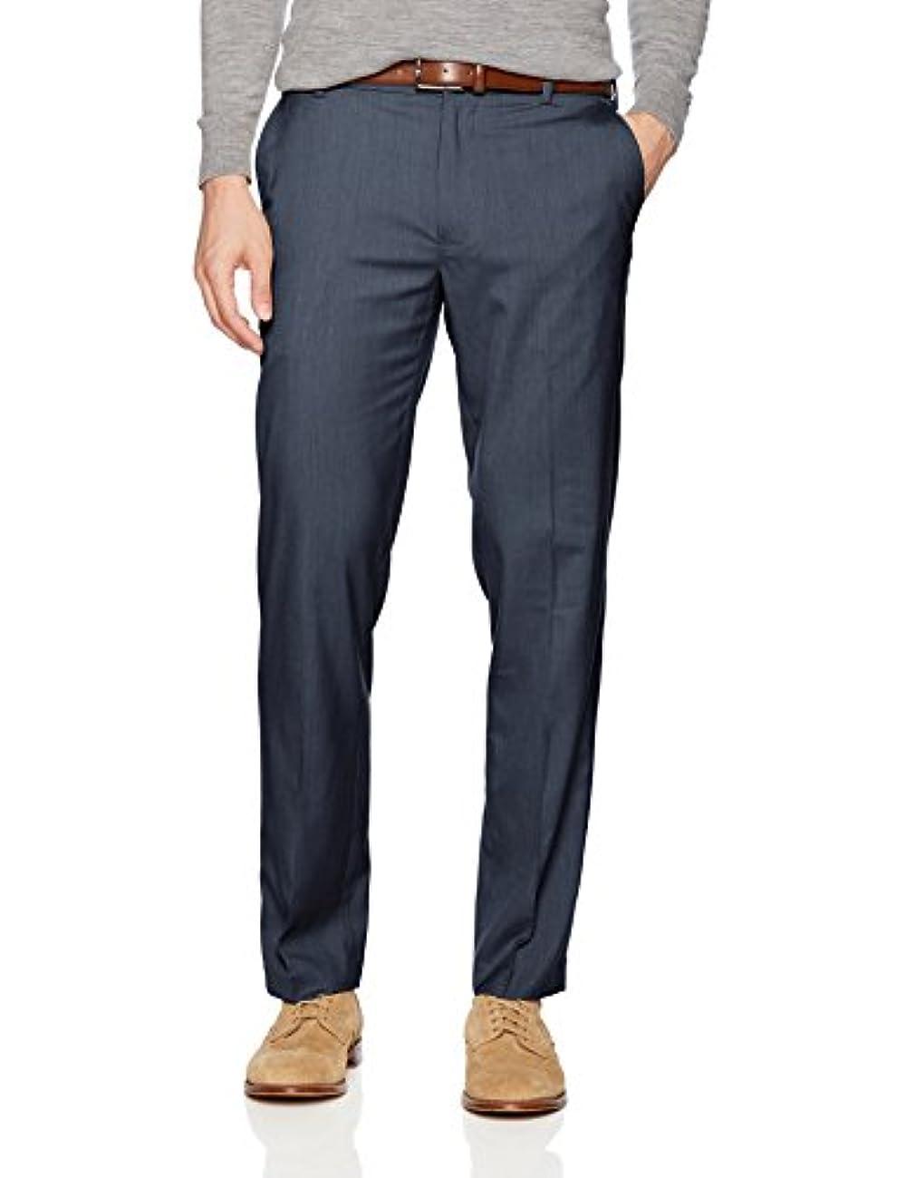 Van Heusen Men's Air Straight Fit Pant